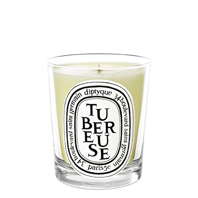ショートビザご近所ディプティック Scented Candle - Tubereuse (Tuberose) 70g/2.4oz並行輸入品