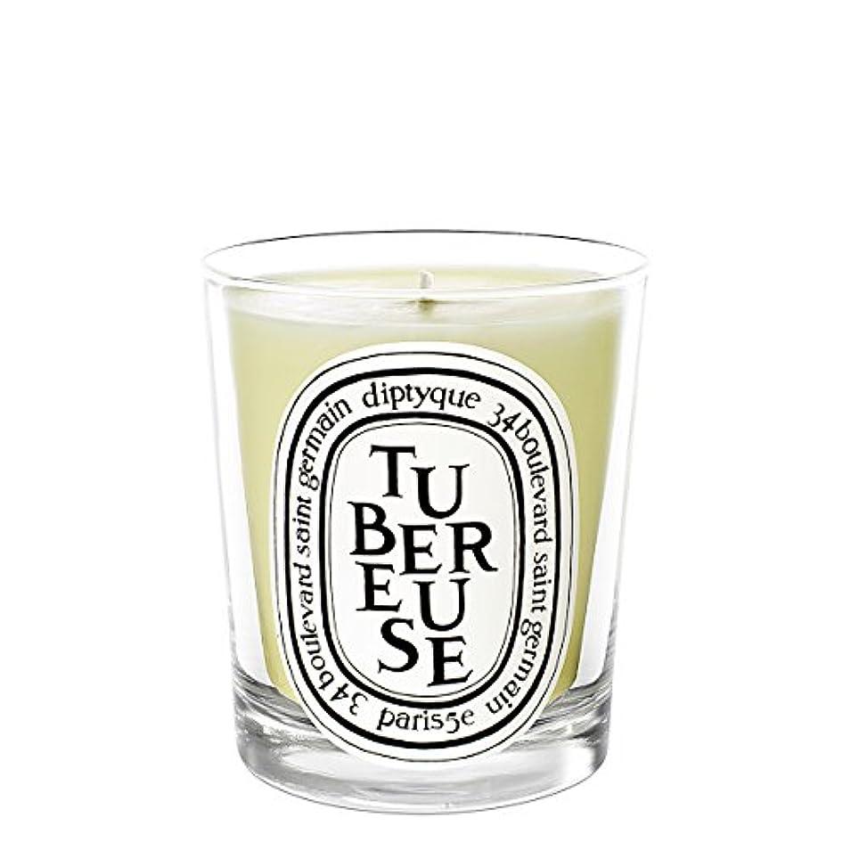 他に発送ハグディプティック Scented Candle - Tubereuse (Tuberose) 70g/2.4oz並行輸入品