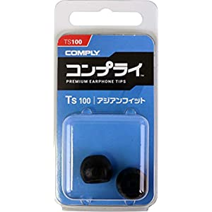 Comply(コンプライ) Ts-100 ブラ...の関連商品9