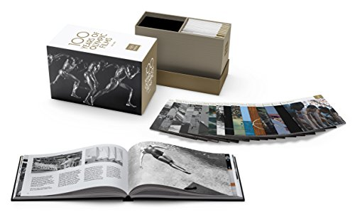 Criterion Collection: 100 Years of Olympic Films [Blu-ray] [Import]