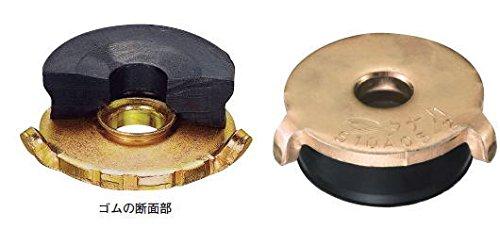 タナカ オメガー ゴム付き丸座金TN-フレックス(1個価格) BMG001