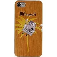 WE LOVE LOCOHAMA アロハ Oh! ハワイ (チェリーウッド) iPhone7対応 WLL-008-IP7CW