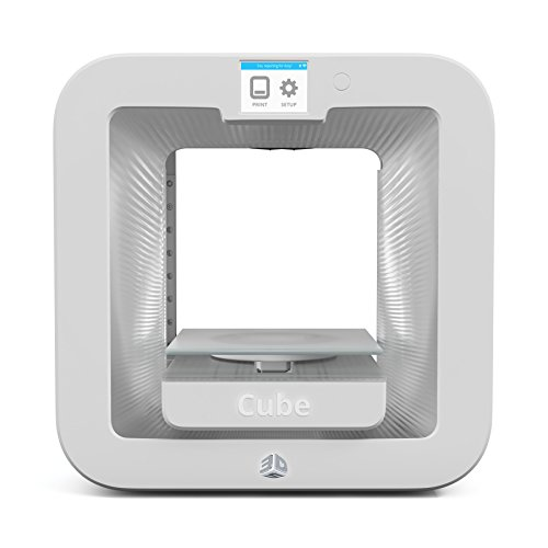 3D Systems 3Dプリンター Cube 3 ホワイト  CUBE-3W