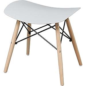 椅子 イームズチェア スツール デザイナーズ リプロダクト グレー PP-638