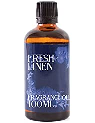 Mystic Moments | Fresh Linen Fragrance Oil - 100ml