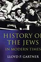 History of the Jews in Modern Times【洋書】 [並行輸入品]