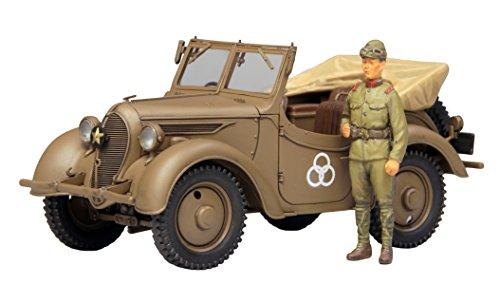 ファインモールド 1/35 スケールミリタリーシリーズ 帝国陸軍 九五式小型乗用車 くろがね四起 プラモデル FM50の詳細を見る