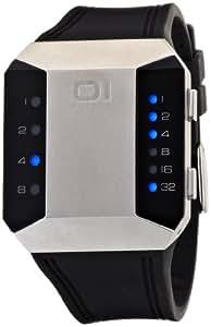 [ゼロワン・ジ・ワン]01 The One 腕時計 SPLIT SCREEN スプリットスクリーンシリーズ SC115B3 メンズ [正規輸入品]