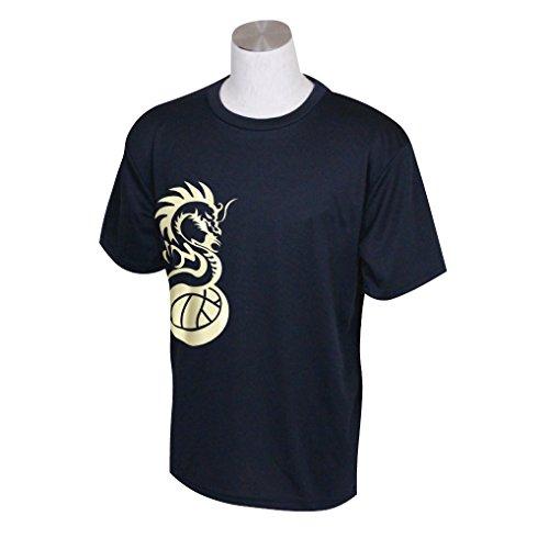 """[해외](노스 아일랜드) NORTHISLAND 배구 반팔 T 셔츠 """"배구 드래곤""""/(North Island) NORTHISLAND Volleyball Short-sleeved T-shirt """"Volleyball Dragon"""""""