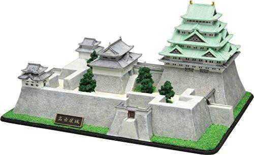フジミ模型 1/700 名古屋城