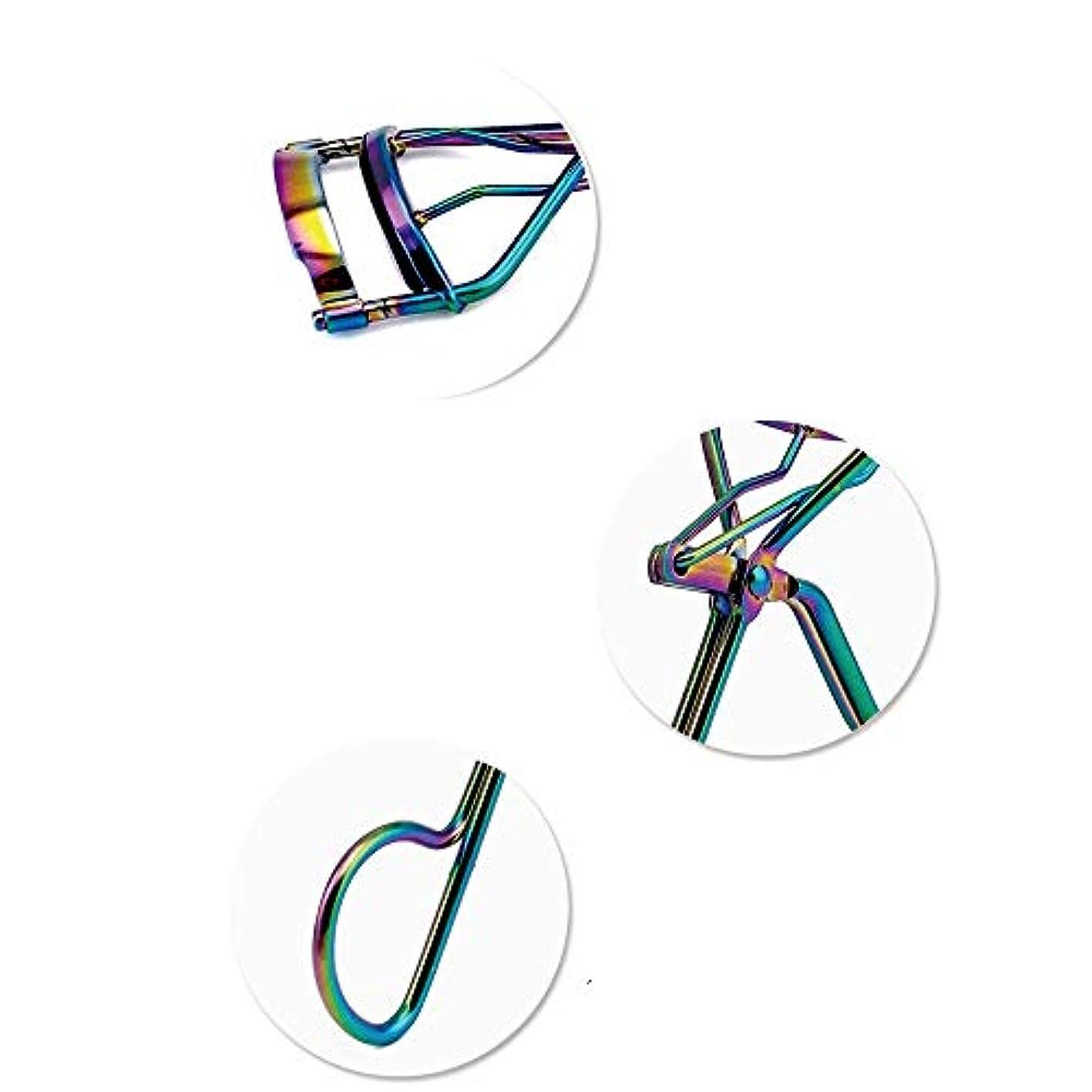 心のこもった前件懲戒プロフェッショナルハンドルアイカーリングまつげカーラークリップ美容メイクツール新機能