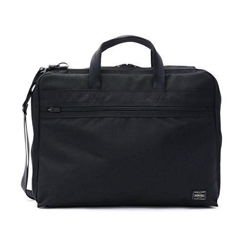 [ポーター] PORTER TENSION テンション 2WAY ブリーフケース ビジネスバッグ(B4対応) 627-07308(ブラック)