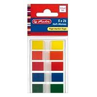 Herlitz Haft-Memos 11233947 Pagemarker Flags 12.5 x 43 5 x 26 Pages