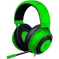 Razer Kraken Green ゲーミングヘッドセット + THX USBオーディオコントロー…