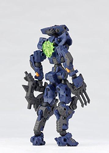 アッセンブルボーグ∞NEXUS 028 セレヴロイド コマンドブルー 全高約145mm PVC&ABS製 塗装済み可動 フィギュア