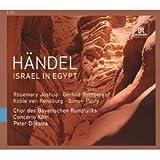 ヘンデル:オラトリオ「エジプトのイスラエル人」