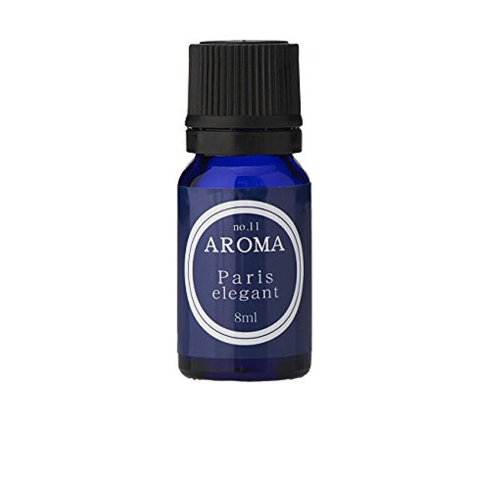 繁栄するスキル確保するブルーラベル アロマエッセンス8ml パリ(アロマオイル 調合香料 芳香用)
