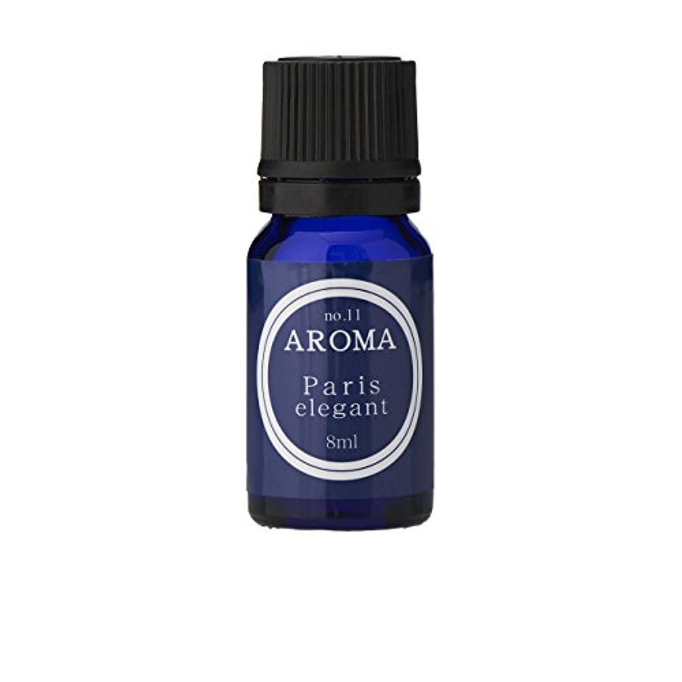 ただやる聖なる備品ブルーラベル アロマエッセンス8ml パリ(アロマオイル 調合香料 芳香用)