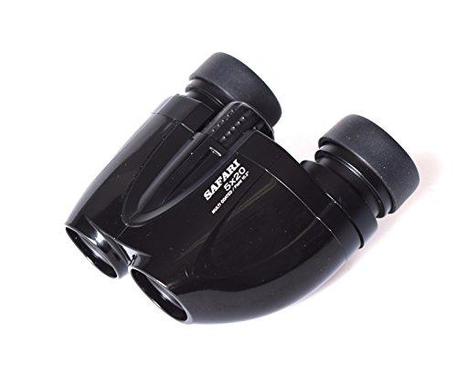 SIGHTRON 双眼鏡 ポロプリズム 5倍20mm口径 SAFARI 5×20 ブラック SAB021BK