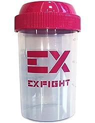 EX-SHAKER シェイカーボトル ピンク 300ml(エクスサプリ EXSUPPLI シェーカー EXILE サプリ)
