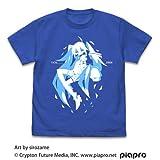 初音ミク 初音ミク Tシャツ sirozame Ver./ROYAL BLUE-S