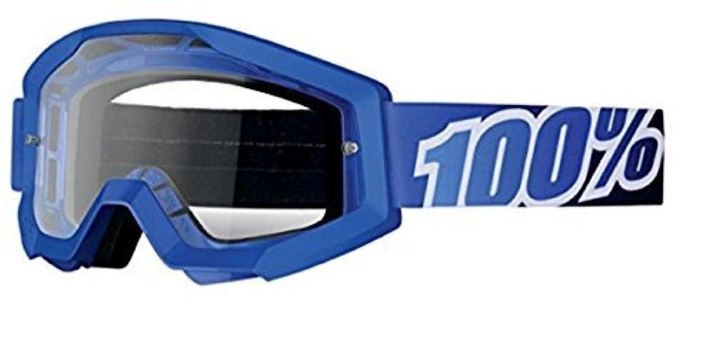 100% - Masque 100% Strata Blue Lagoon Clear Lens - Unique
