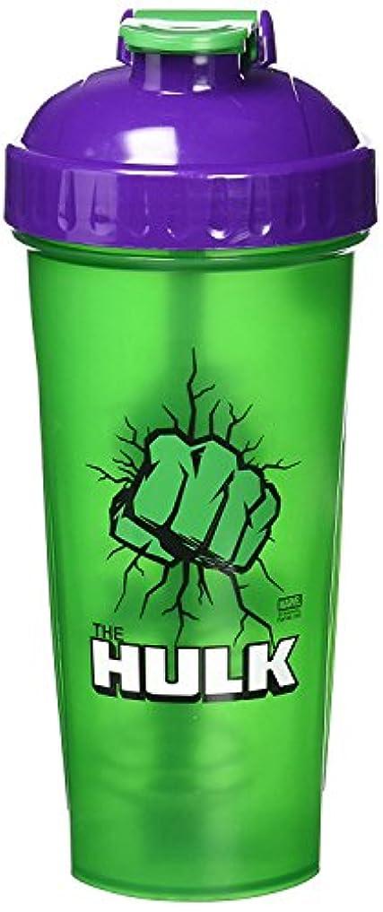 薄汚いピラミッド徹底PerfectShaker Hero Series Shaker Cup, Hulk, 28 Ounce by PerfectShaker