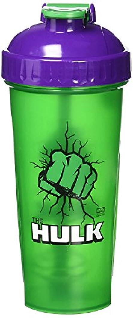 刈り取る付ける払い戻しPerfectShaker Hero Series Shaker Cup, Hulk, 28 Ounce by PerfectShaker