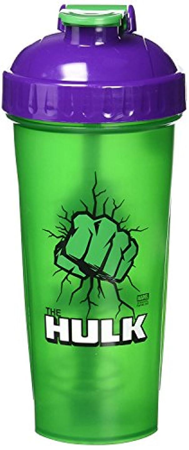 リング私たち過度のPerfectShaker Hero Series Shaker Cup, Hulk, 28 Ounce by PerfectShaker