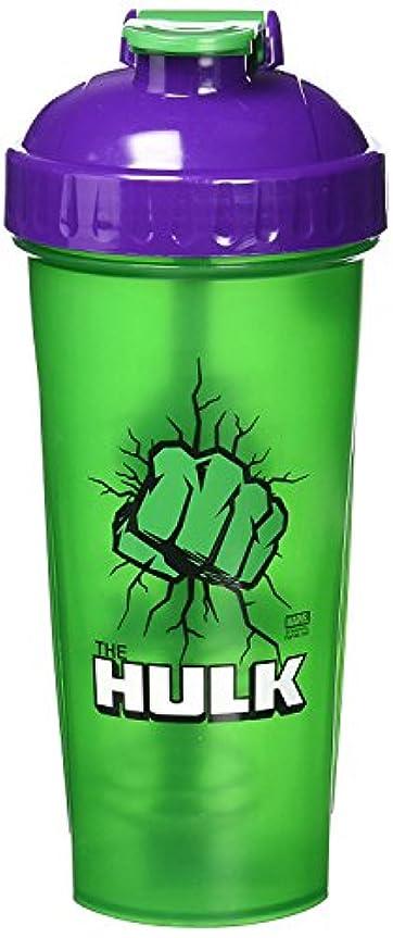 キャンプテーブル知恵PerfectShaker Hero Series Shaker Cup, Hulk, 28 Ounce by PerfectShaker
