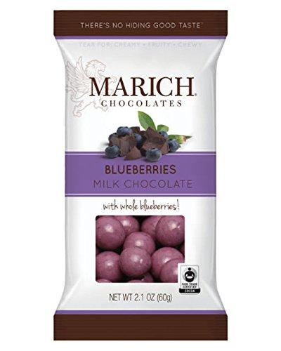 マーリッチ ミルクチョコレート ブルーベリー 60g×3個セット
