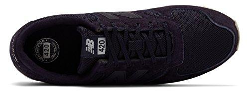 e99d341283795a ... (ニューバランス) New Balance 靴・シューズ メンズライフスタイル Pigskin 420 Navy ネイビー US ...