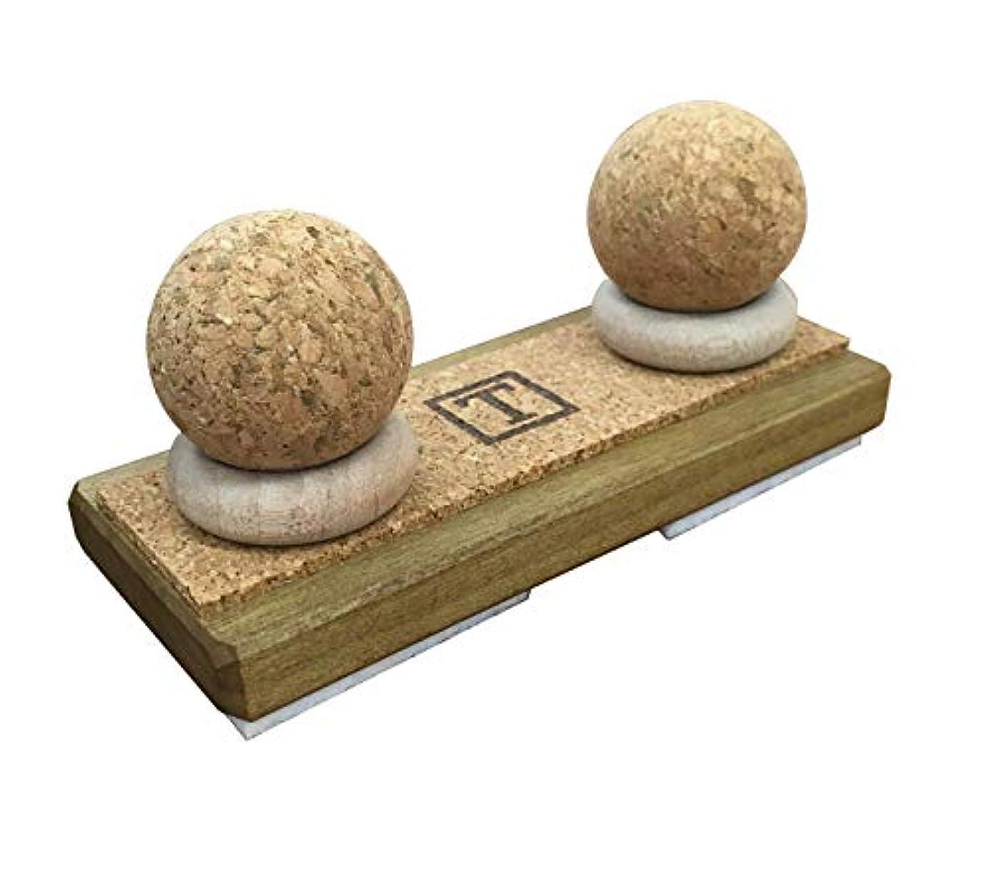 リア王バッジタイトル『揉みの木シリーズ 腰プロストレッチ Low Type』つぼ押しマッサージ器 背中下部 腰 セルフメンテナンスを強力にサポート
