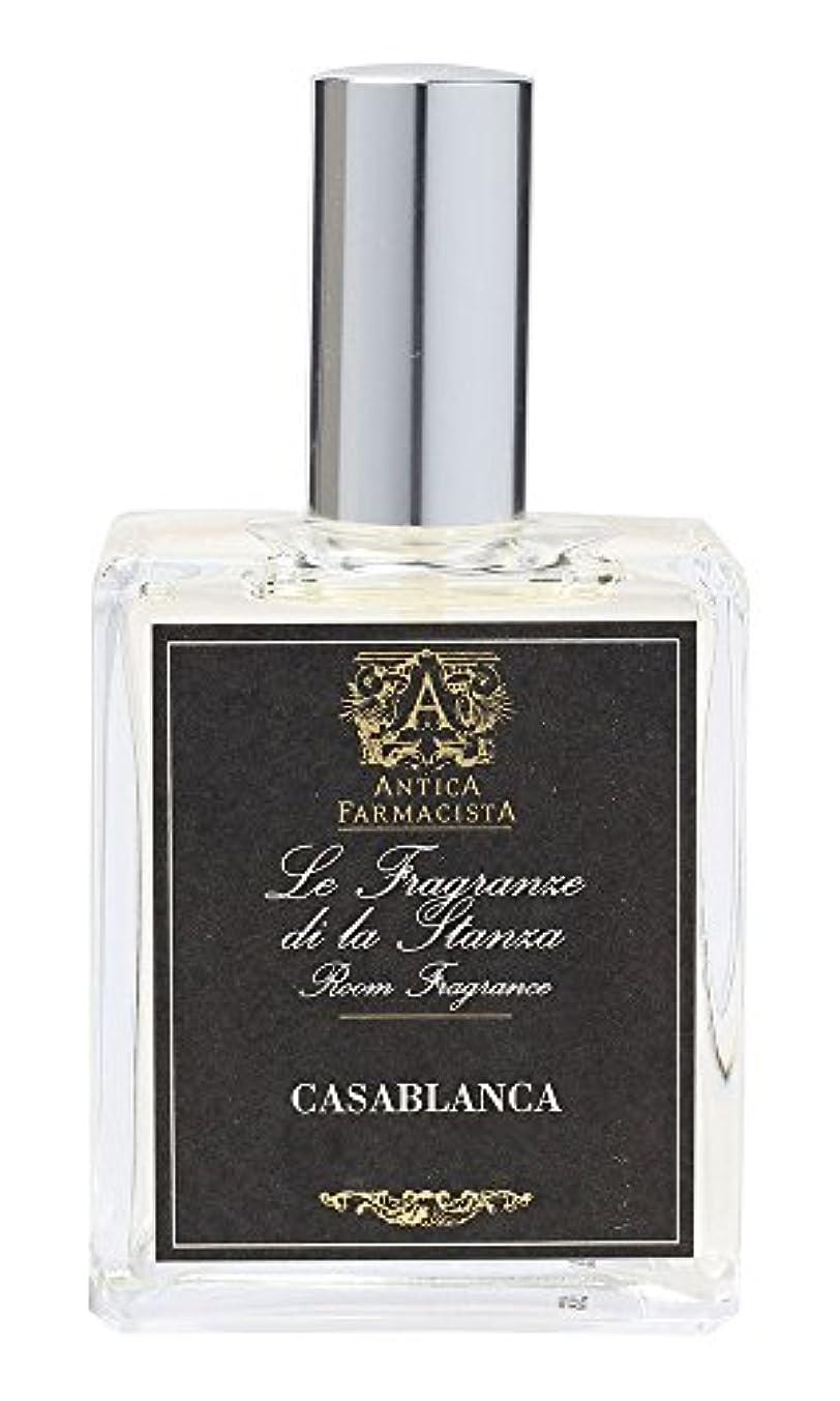 キャビン期待するブラウスAntica Farmacista ルーム&リネンスプレー カサブランカリリー 100ml