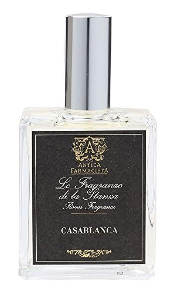 欠乏ラッカスジェスチャーAntica Farmacista ルーム&リネンスプレー カサブランカリリー 100ml