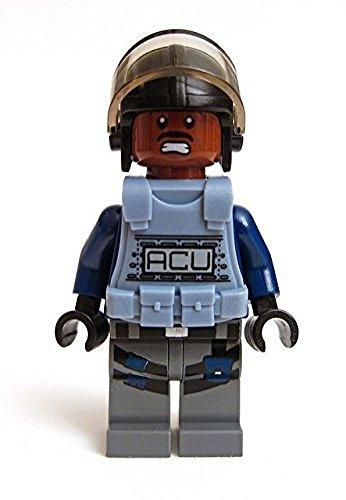 [レゴ]LEGO Jurassic World ACU Minifigure 75919 Dark Reddish Brown Head Exclusive [並行輸入品]