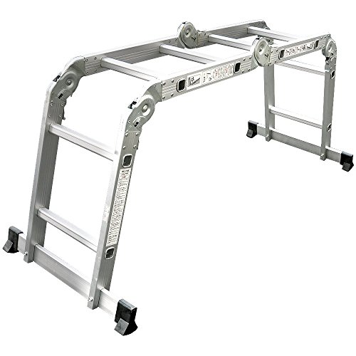 OneStep(ワンステップ) 多機能はしご アルミはしご 折りたたみ スーパーラダー 3サイズより選択可能 (2.7M)