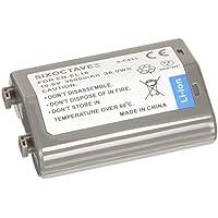 str 残量表示可能 三洋セル Nikon ニコン EN-EL18a EN-EL18 EN-EL18b EN-EL18c 高性能大容量完全互換バッテリー【3600mAh】 D5/D4/D4s/BL-5/MB-D12/MB-D18