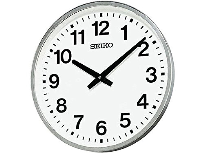 セイコー SEIKO 屋外?防雨用 掛け時計 KH411S