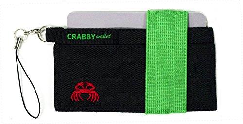 Crabby Wallet V2 スポーティゴム版 グリーン