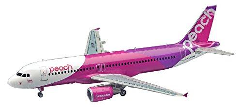 1/200 ピーチ アヴィエーション エアバス A320