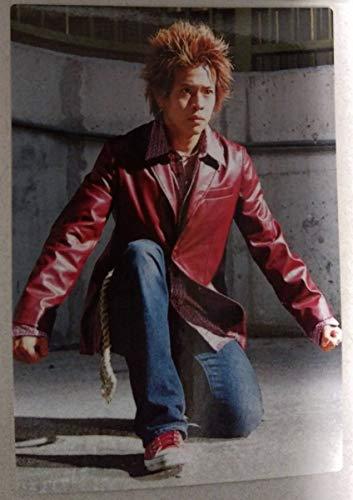 カード仮面ライダーカードR 葦原涼(友井雄亮) 仮面ライダーアギトより カルビー