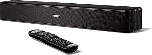 Bose Solo 5 ワイヤレスサウンドバー Bluetooth対応 ブラック Solo 5【国内正規品】