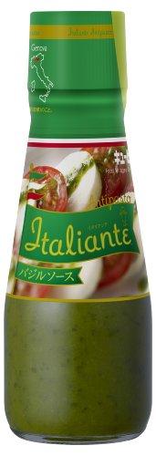 キユーピー Italiannte バジルソース 150g×4個