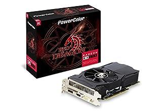 PowerColor ビデオカード AMD RADEON RX550搭載 AXRX 550 2GBD5-DH/OC
