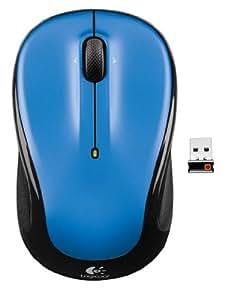 LOGICOOL ワイヤレスマウス ピーコックブルー M325tPB