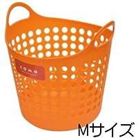 コモ バスケット M オレンジ