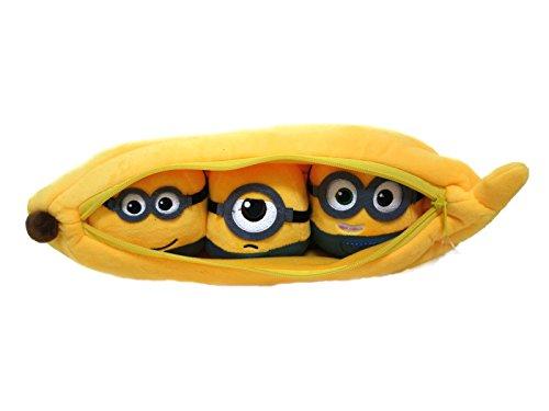 ミニオンズ ぬいぐるみ BIG バナナ 3個入り