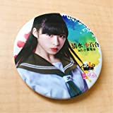 AKB48 小栗有以 清水小百合 リリィー マジムリ学園×AiKaBu コラボ缶バッジ 第3弾 全22種ランダム