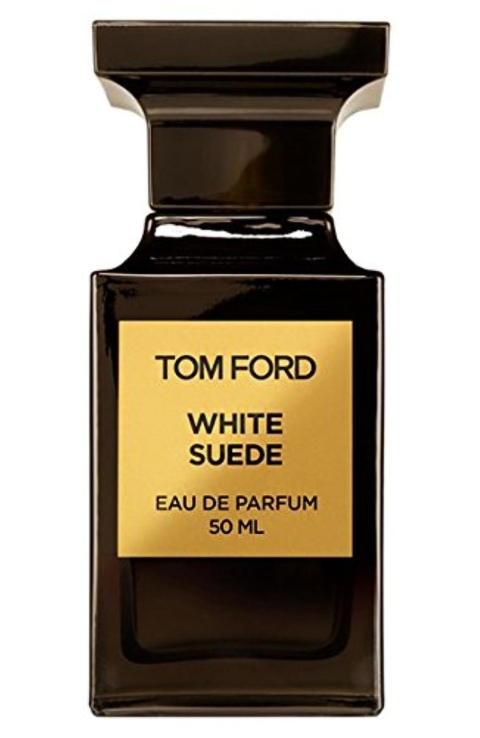 細いシーフード争いTom Ford Private Blend 'White Suede' (トムフォード プライベートブレンド ホワイトスエード) 1.7 oz (50ml) EDP Spray for Women